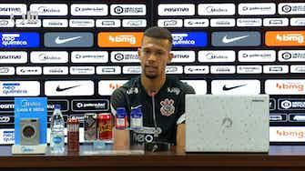 Imagem de visualização para João Victor comenta possível estreia de Willian pelo Corinthians