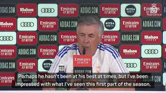 Preview image for If Bale performs, he will play - Ancelotti