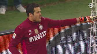 Preview image for Julio Cesar's best Serie A saves