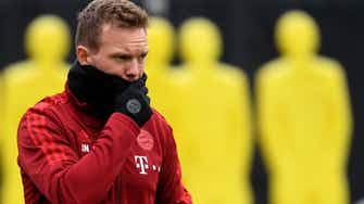 Vorschaubild für Bayern: Nagelsmann mit Corona infiziert