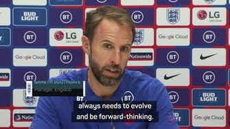 Preview image for Southgate open-minded to new World Cup plans