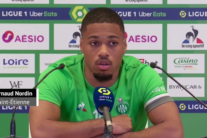 "FOOTBALL : Ligue 1 : 36e j. - Nordin : ""Un objectif commun"""