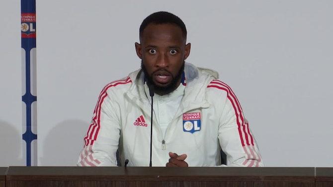 """Image d'aperçu pour Lyon - Dembélé : """"Je suis revenu avec le sourire et pour travailler"""""""