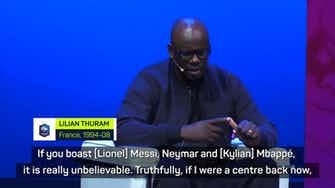 Preview image for Messi at PSG is good for French football - Thuram