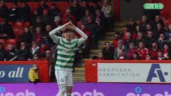 Preview image for Pitchside: Furuhashi finds the net in win over Aberdeen