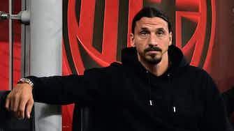 Vorschaubild für Weiter verletzt: Ibrahimovic fehlt Milan auch gegen Atlético