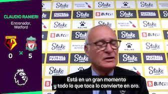 """Imagen de vista previa para Ranieri: """"¿Salah? Todo lo que toca lo convierte en oro"""""""
