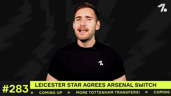 Preview image for Leicester star agrees Arsenal switch!