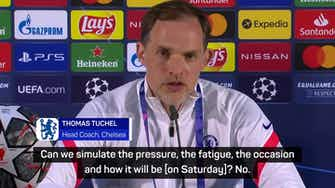 Preview image for Tuchel has 'identified' penalty takers ahead of Champions League final