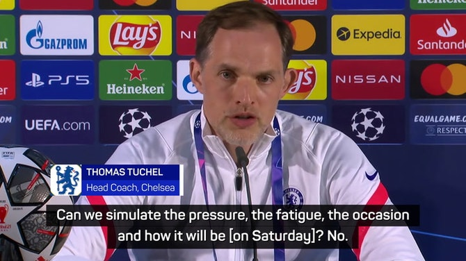 Tuchel has 'identified' penalty takers ahead of Champions League final