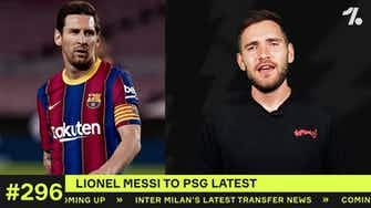 Preview image for UPDATE on Messi's PSG deal!