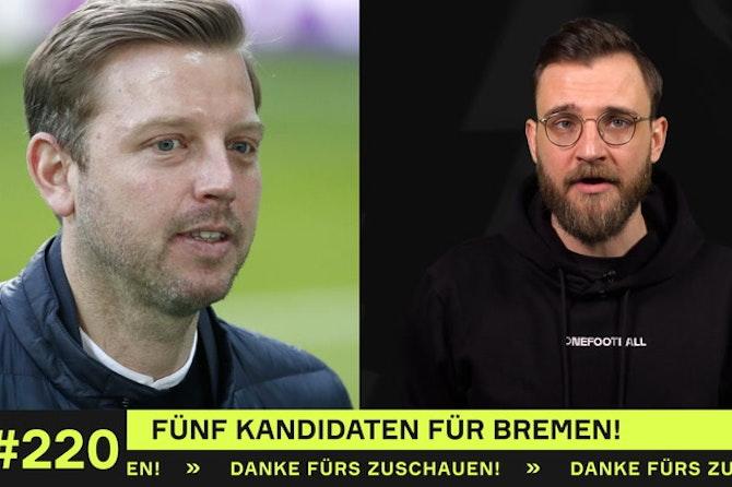 Fünf Kandidaten für Bremen!