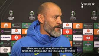 Preview image for Nuno Santo looks ahead to West Ham after Vitesse defeat