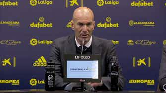 """Imagen de vista previa para Zidane, en titulares: """"Espero que el Madrid pueda disfrutar de Karim muchos años más"""""""