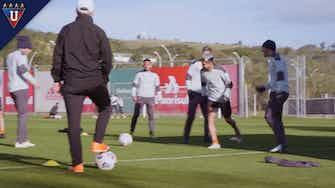 Preview image for Liga de Quito prepare for second leg against Grêmio