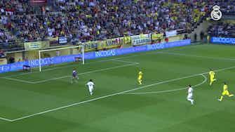 Image d'aperçu pour Les meilleurs buts du Real Madrid contre Villarreal