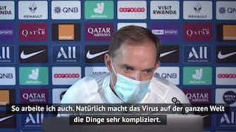 """Vorschaubild für Tuchel will mit PSG """"alles gewinnen"""""""