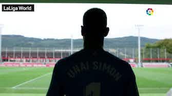 """Imagen de vista previa para Unai Simón: """"Si conseguimos un nivel constante, podremos hacer grandes cosas"""""""