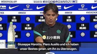 """Vorschaubild für Inzaghi: """"Lukaku-Abgang war unerwartet"""""""