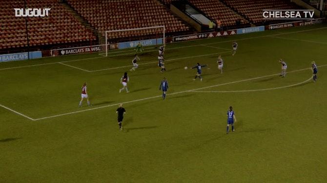 Preview image for Sam Kerr lashes home vs Aston Villa