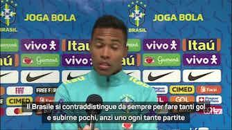 """Anteprima immagine per Alex Sandro sicuro: """"Brasile impenetrabile, andiamo al Mondiale"""""""
