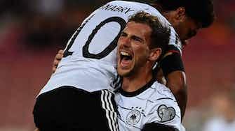 Vorschaubild für    DFB-Team: Dritter Sieg im dritten Spiel unter Flick