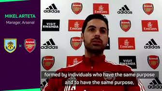 Preview image for Arsenal having the right individuals is 'crucial' - Arteta