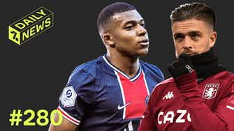 Preview image for PSG set Mbappe DEADLINE + Man City WANT Grealish!