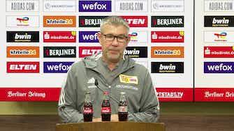 """Vorschaubild für    Union-Coach Fischer warnt: """"Spielen nicht nur gegen Haaland"""""""