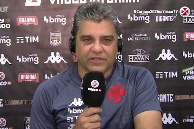 Marcelo Cabo elogia defesa na vitória sobre o Botafogo