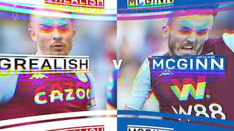 Preview image for Villa's Grealish and McGinn preview England-Scotland battle