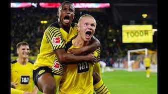Vorschaubild für Spektakel in Dortmund: Haaland rettet BVB gegen Hoffenheim
