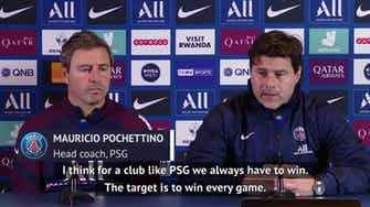 Preview image for Pochettino targeting league and cup glory after Champions League blow