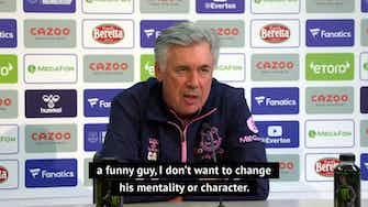 Preview image for Ancelotti backs Pickford on starting return against United