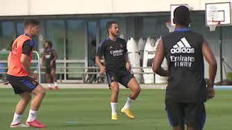 Imagem de visualização para Real Madrid inicia mais uma semana de treinamentos da pré-temporada