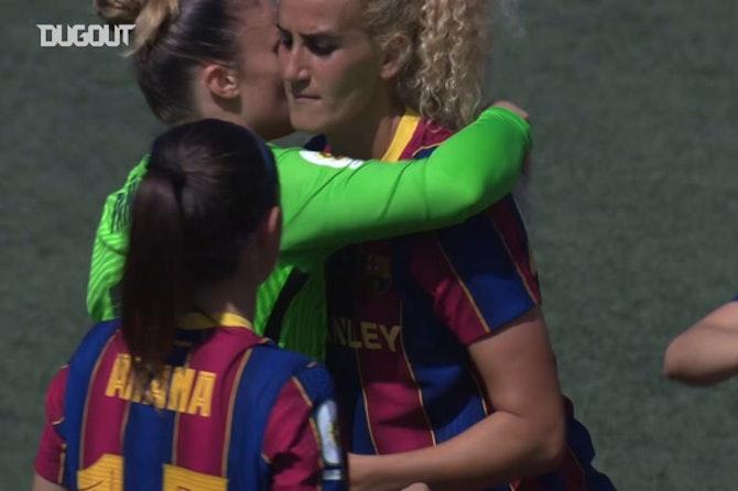 Highlights: Granadilla 0-1 Barça Femenino