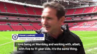 Preview image for Lampard itching to get back into management
