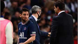 Vorschaubild für Knochenprellung: PSG-Star Messi fällt zunächst aus