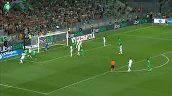 Vorschaubild für Saïdou Sow's first goal with Saint-Etienne