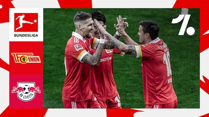 Melhores momentos de 1. FC Union Berlin vs. RB Leipzig   05/22/2021