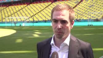 Vorschaubild für Lahm: Das traue ich dem DFB-Team zu