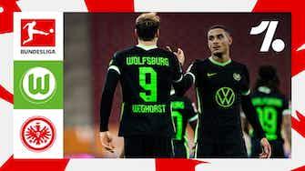 Imagem de visualização para O que de melhor aconteceu em Wolfsburg vs. Eintracht Frankfurt | 09/19/2021