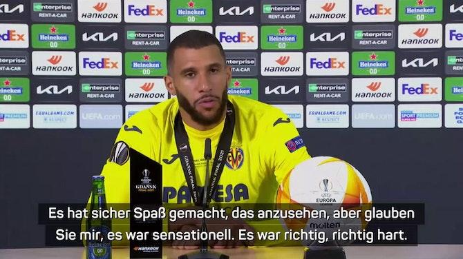 """Vorschaubild für Capoue: """"EL-Sieg im Elfmeterschießen war hart"""""""