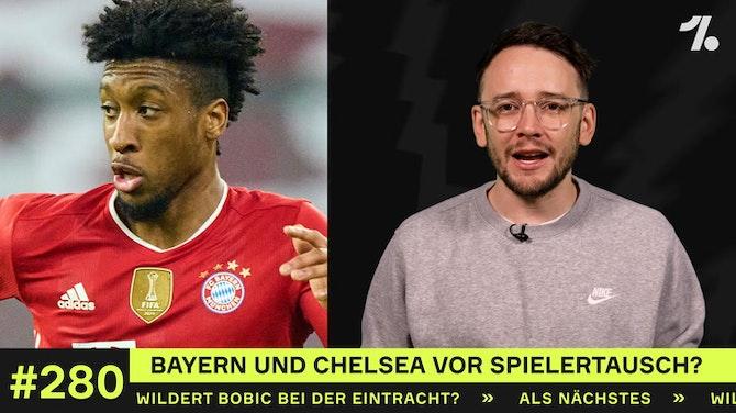 Vorschaubild für Bayern und Chelsea vor Spielertausch?