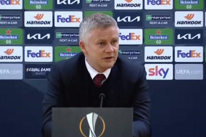 We want to keep Cavani at Old Trafford!  Ole Gunnar Solskjaer