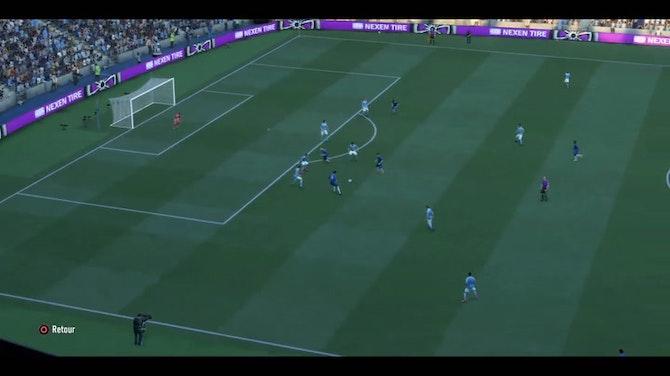 Le match cauchemardesque de Kanté sur FIFA !