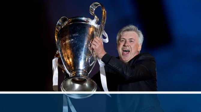 Preview image for Breaking News - Real Madrid appoint Ancelotti