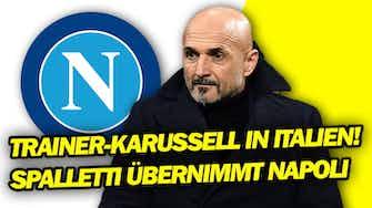 Vorschaubild für Luciano Spalletti übernimmt den SSC Neapel!