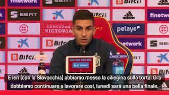 """Anteprima immagine per Ferran Torres su Lewandowski: """"Se l'ho offeso chiedo scusa"""""""