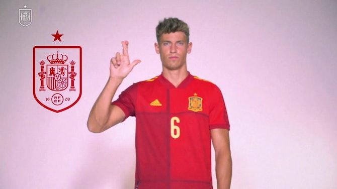 Así celebrarían los goles los jugadores españoles